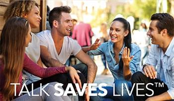 Talk Saves Lives